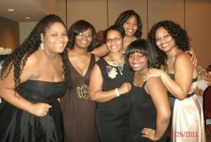 The Watts girls