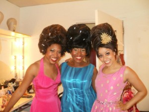 Mia in Hairspray