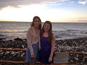 graduates, Amanda Rosen, Felicia Castriota
