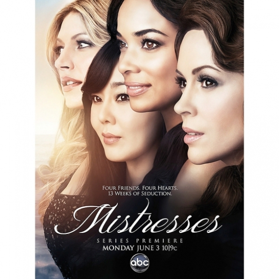 Promo poster for ABC's Mistresses