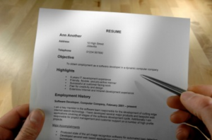cv, cover letter, how to write a cover letter
