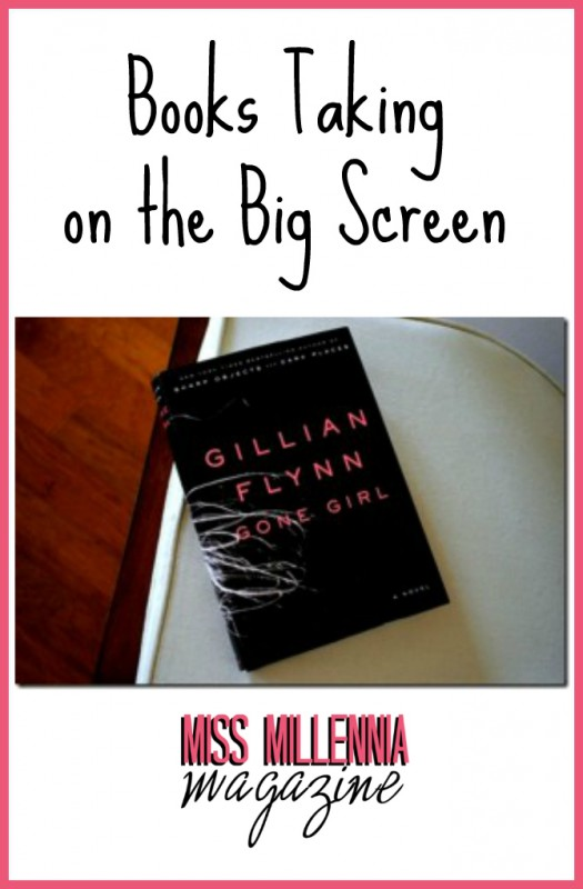 Books Taking on the Big Screen