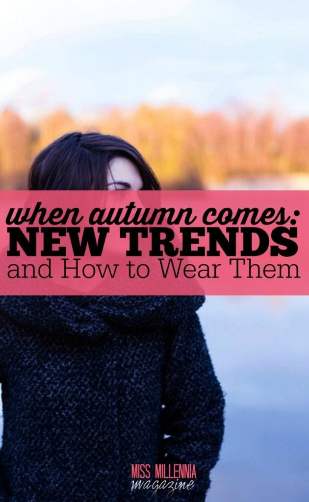 If you're still not sure what new trends you should be wearing, then here's a list of a few things that were prominent on the runway for fall/winter 2013.