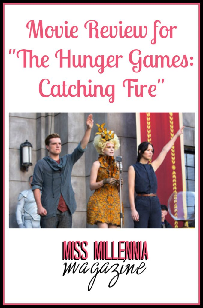a review of the hunger games movie Arriving with a ton of hype and anticipation, the hunger games certainly has a lot to live up to.