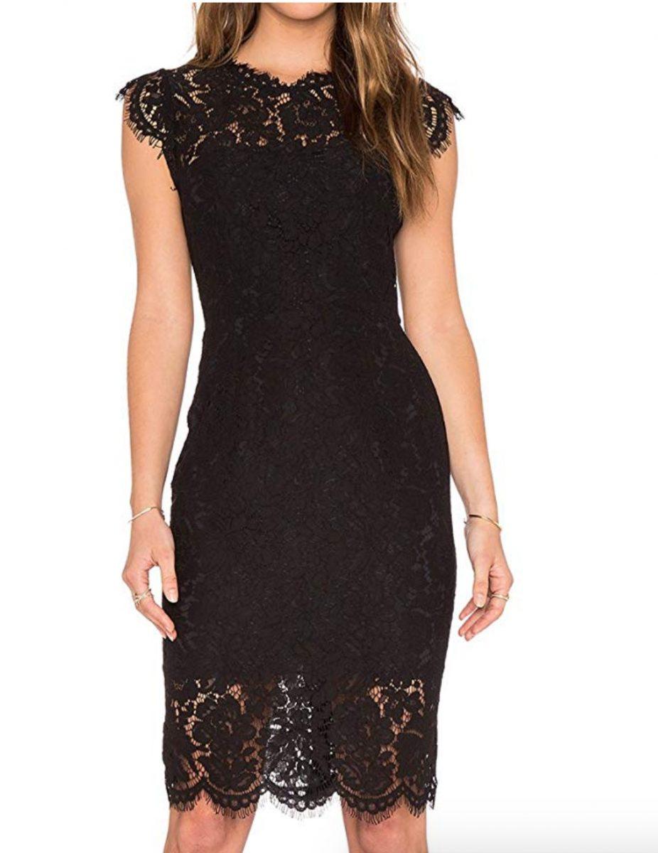 Little Black dress goes far