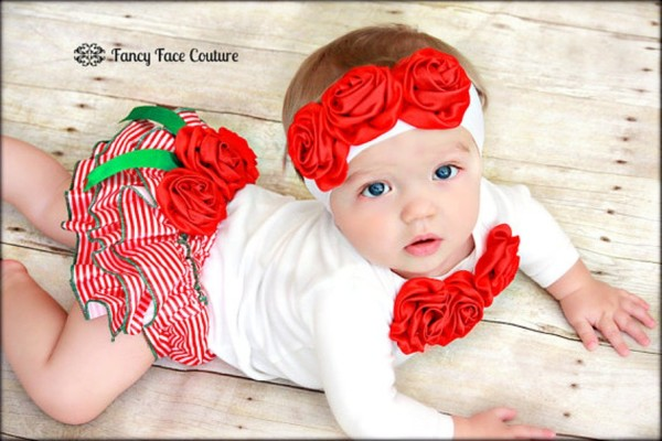 4 Items to Consider for Baby's First Christmas Outfit