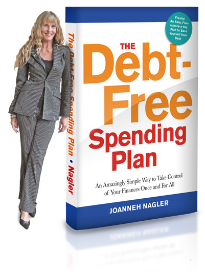 Debt-Free Spending Plan book