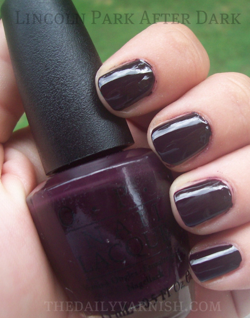 Top 5 Nail Polish Colors for Fall/Winter