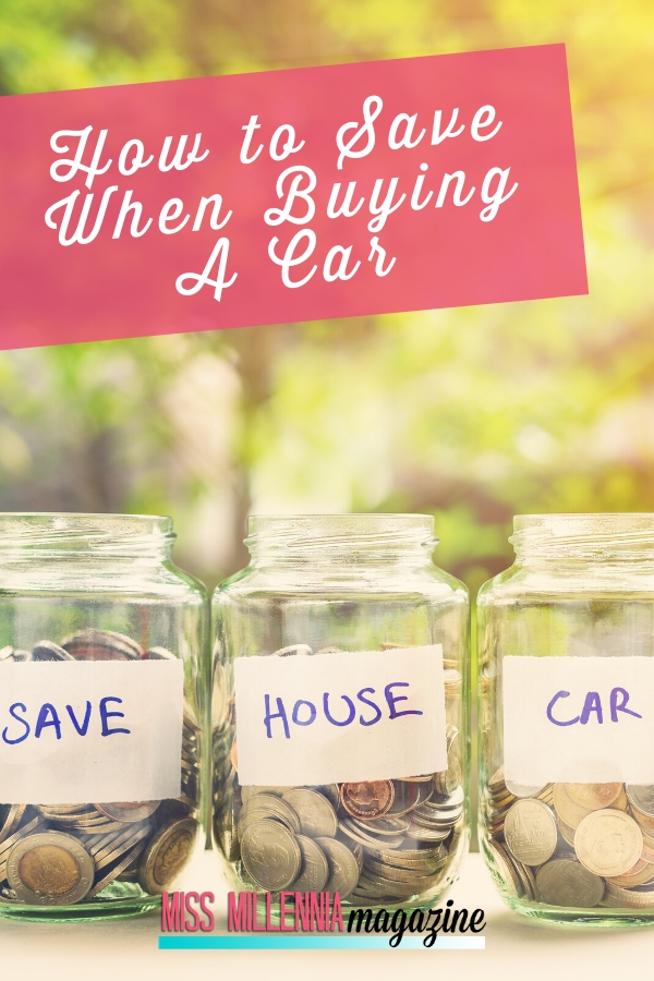Buying a car doesn't have to mean you'll leave your pockets empty. Here are a few tips on how to save when buying a car