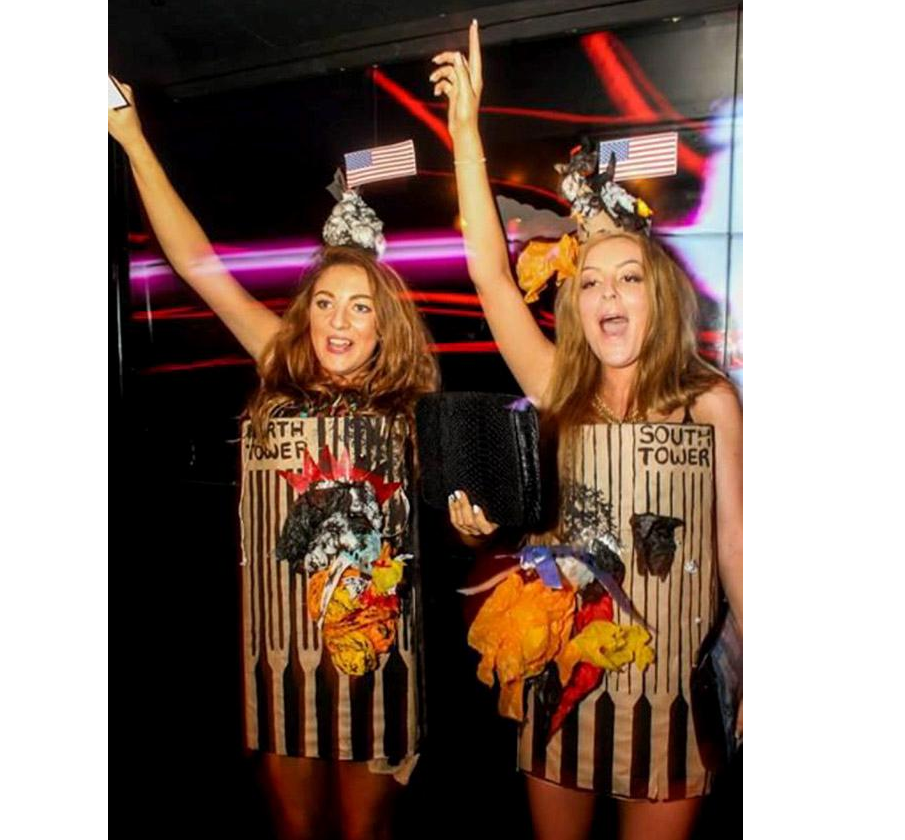 twin tower costumes