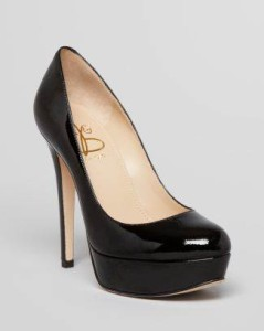 Joan & David 'Nicolette' Pump
