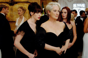 devil wears prada scene: movies about successful women