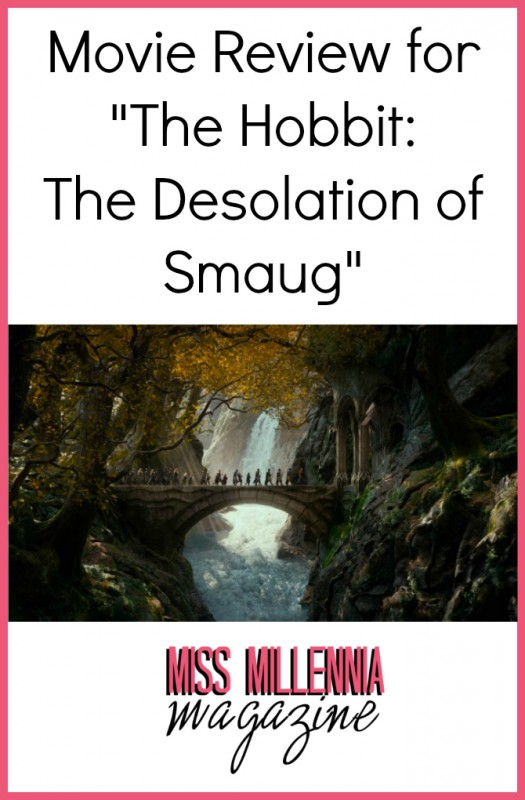 """Movie Review for """"The Hobbit: The Desolation of Smaug"""""""