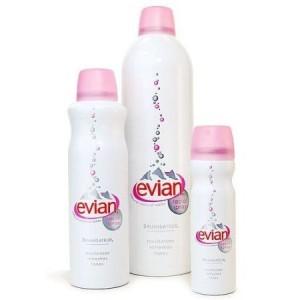 Evian brumisateur mist water