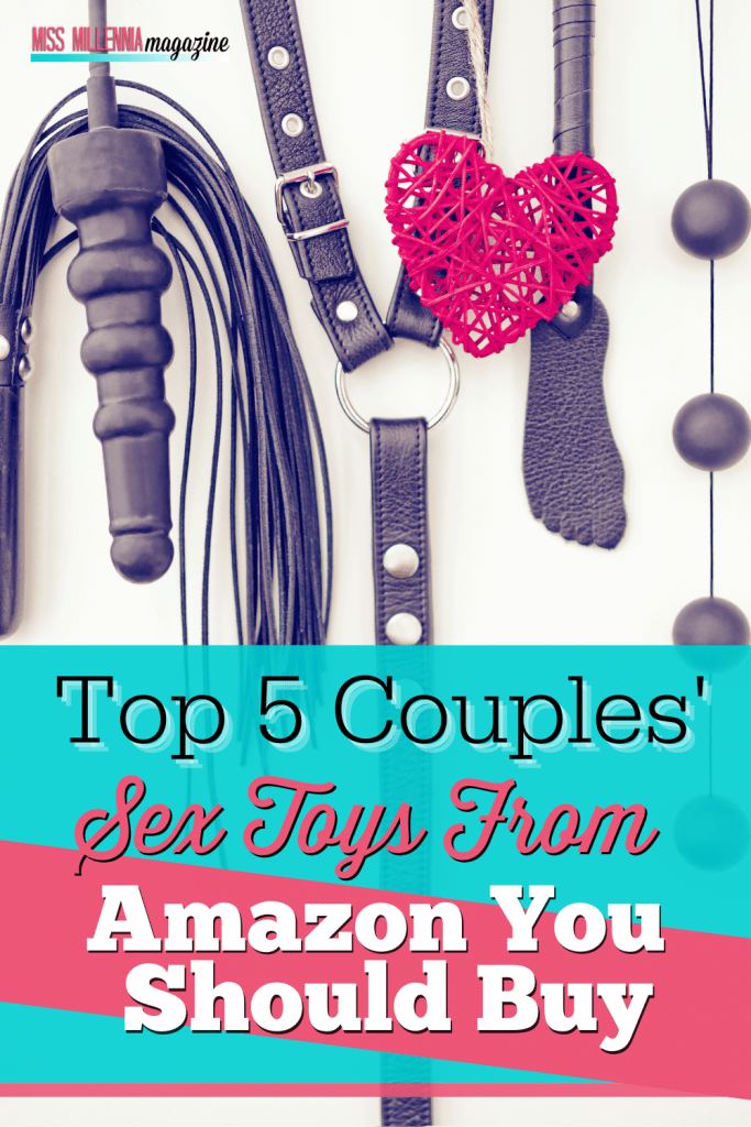 Top 5 Couples' Sex Toys From Amazon You Should Buy