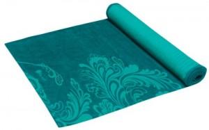 Gaiam Grippy Yoga Mat Towel