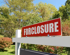 Forclosure Sign