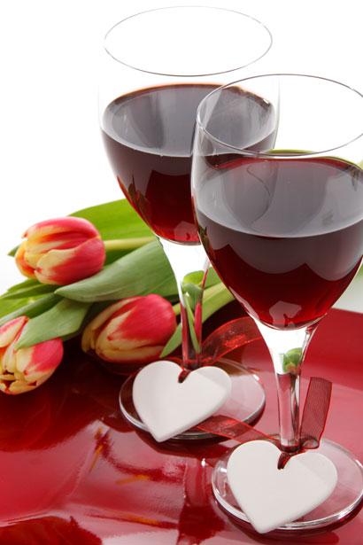 Romantic wine tour