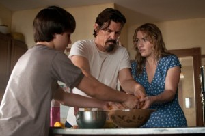 peach pie making scene from labor day movie