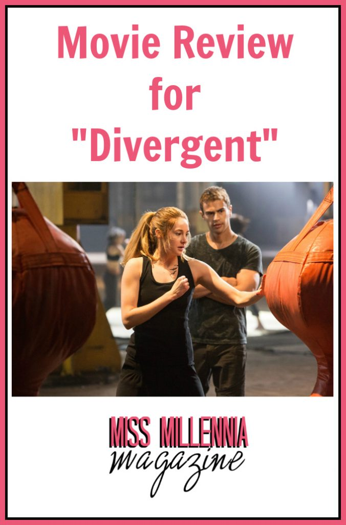 """Movie Review for """"Divergent"""""""