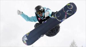 kelly clark snowboarding