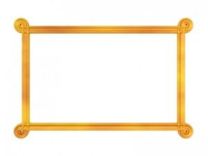 fancy picture frame