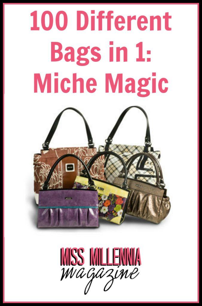 100 Different Bags in 1: Miche Magic