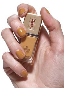 safran sultan nail color