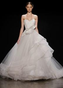 Lazaro Wedding Dress