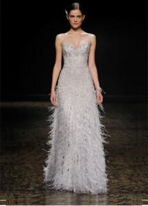 Lazaro Wedding Dress 3 Real