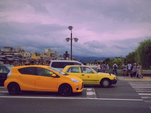 car, driving