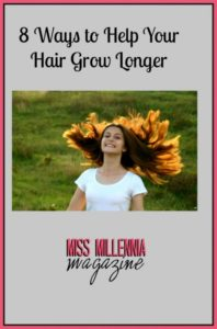 8 Ways to Help Your Hair Grow Longer