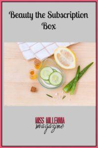Beauty & the Subscription Box