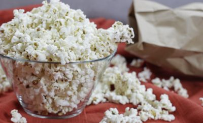 popcorn, movies, snack