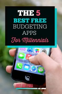 Best Budgeting Apps for Millennials