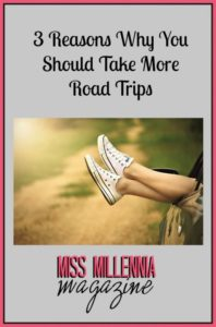 3 Reasons Why You Should Take More Road Trips