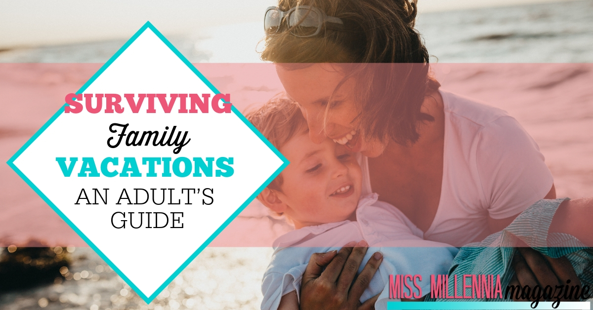 Surviving Family Vacation-Adult-s Guides