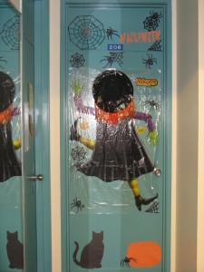 Halloween Door 3