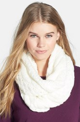 Cable Knit Infinity Scarf (Juniors) from Nordstrom for fall