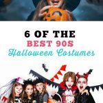 Best 90s Halloween Costumes