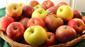 apples healthy snack