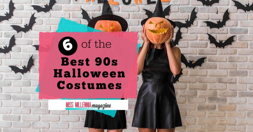 Best 90s Halloween Costumes fb