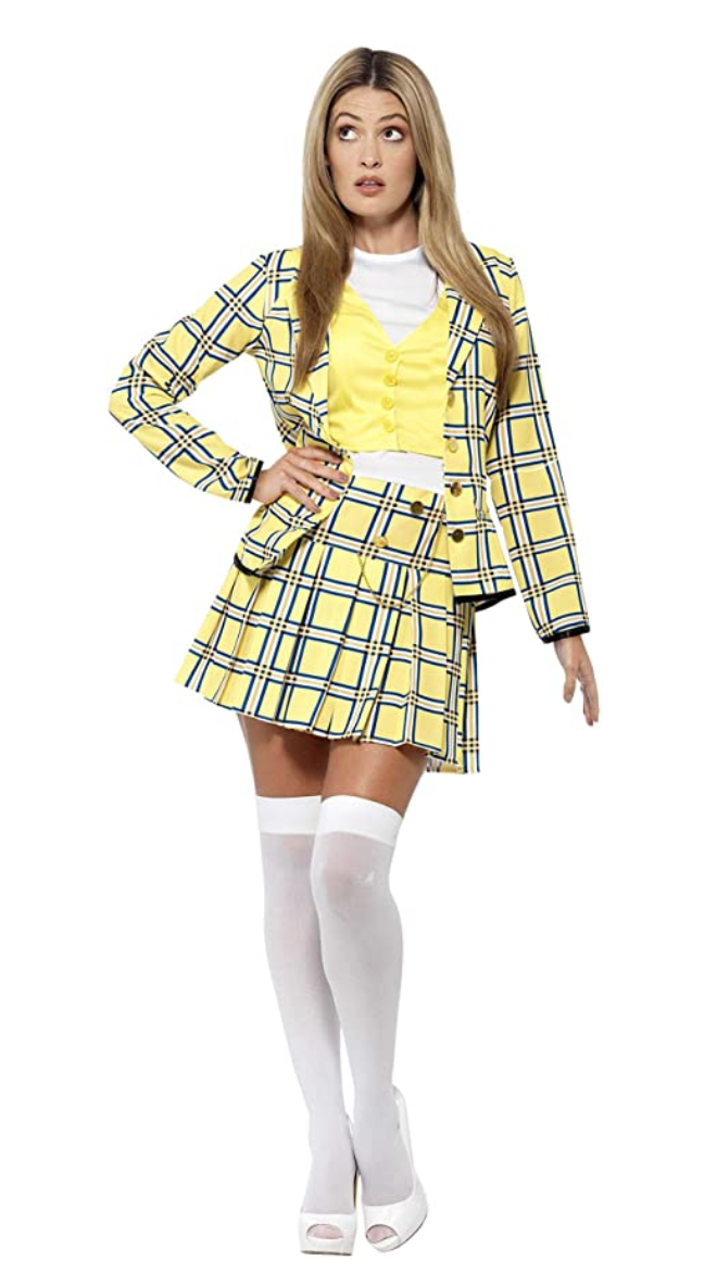 cher clueless 90s halloween costumes