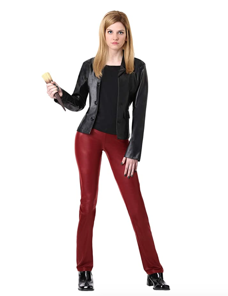Buffy 90s halloween costumes