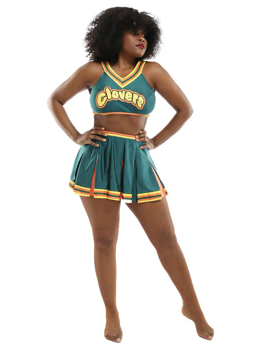 cheerleader 90s halloween costumes