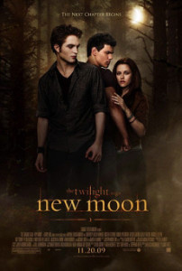 new moon movie has examples of unavailable men