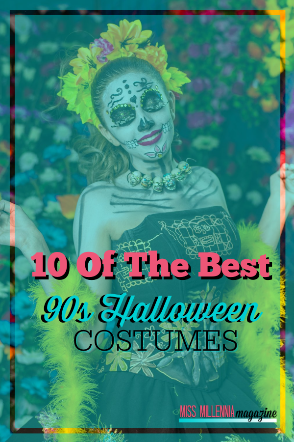 10 Of The Best 90s Halloween Costumes