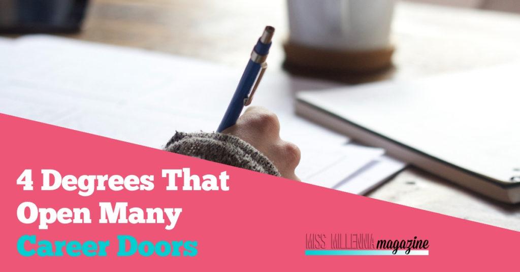 4 Degrees That Open Many Career Doors fb