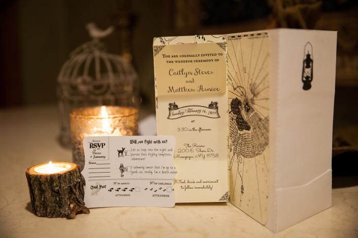 wedding, professional photographer, harry potter, marauders map