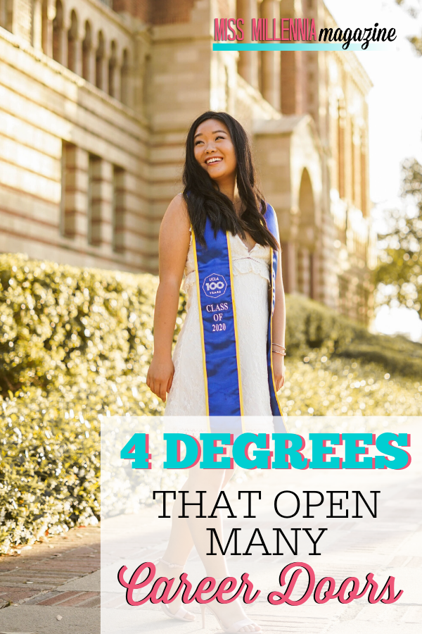 4 Degrees That Open Many Career Doors